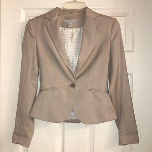 H&M grey blazer size 32